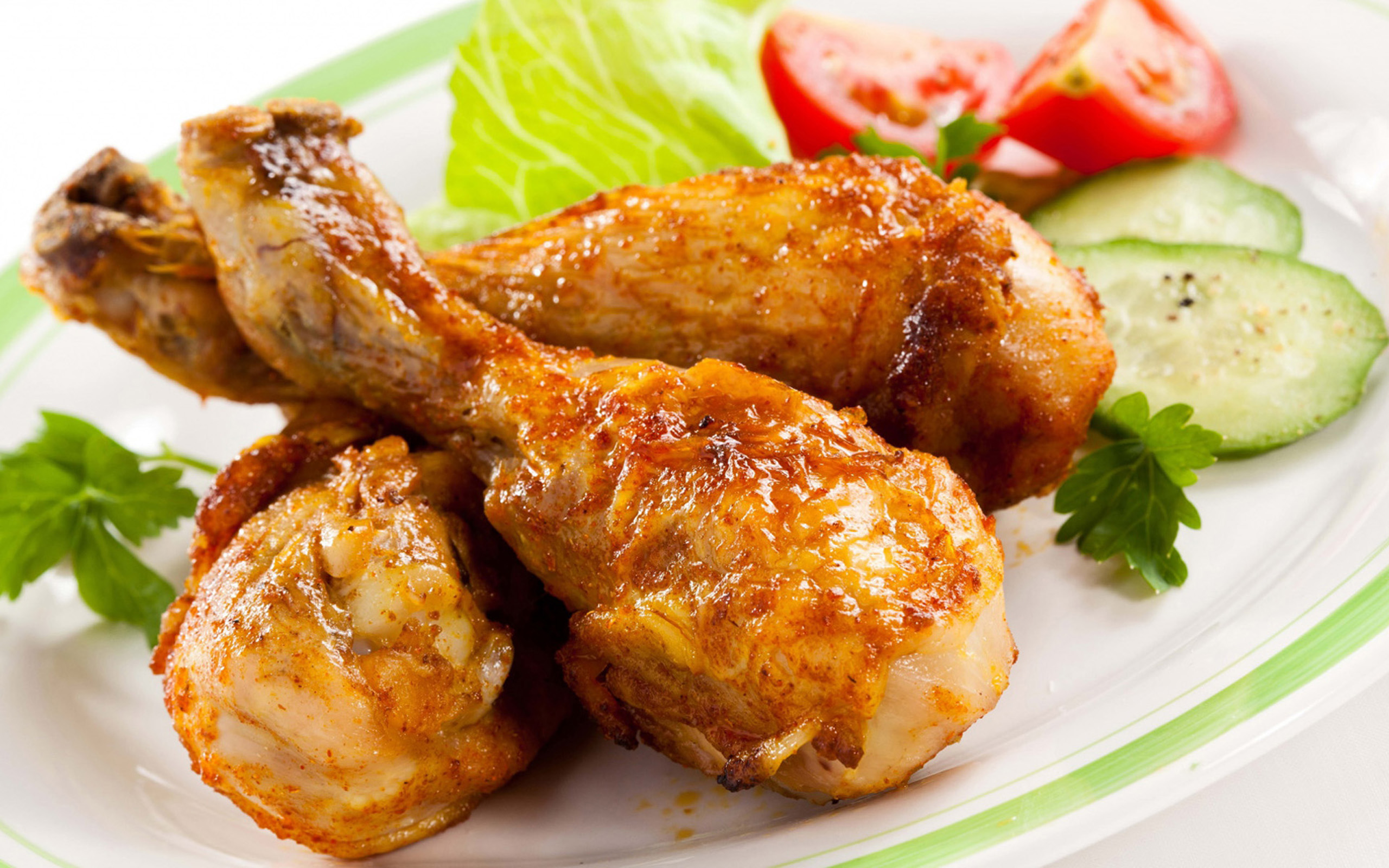 fried chicken hd wallpapers