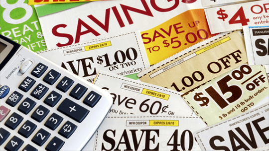 Coupons to Save Money on Groceries