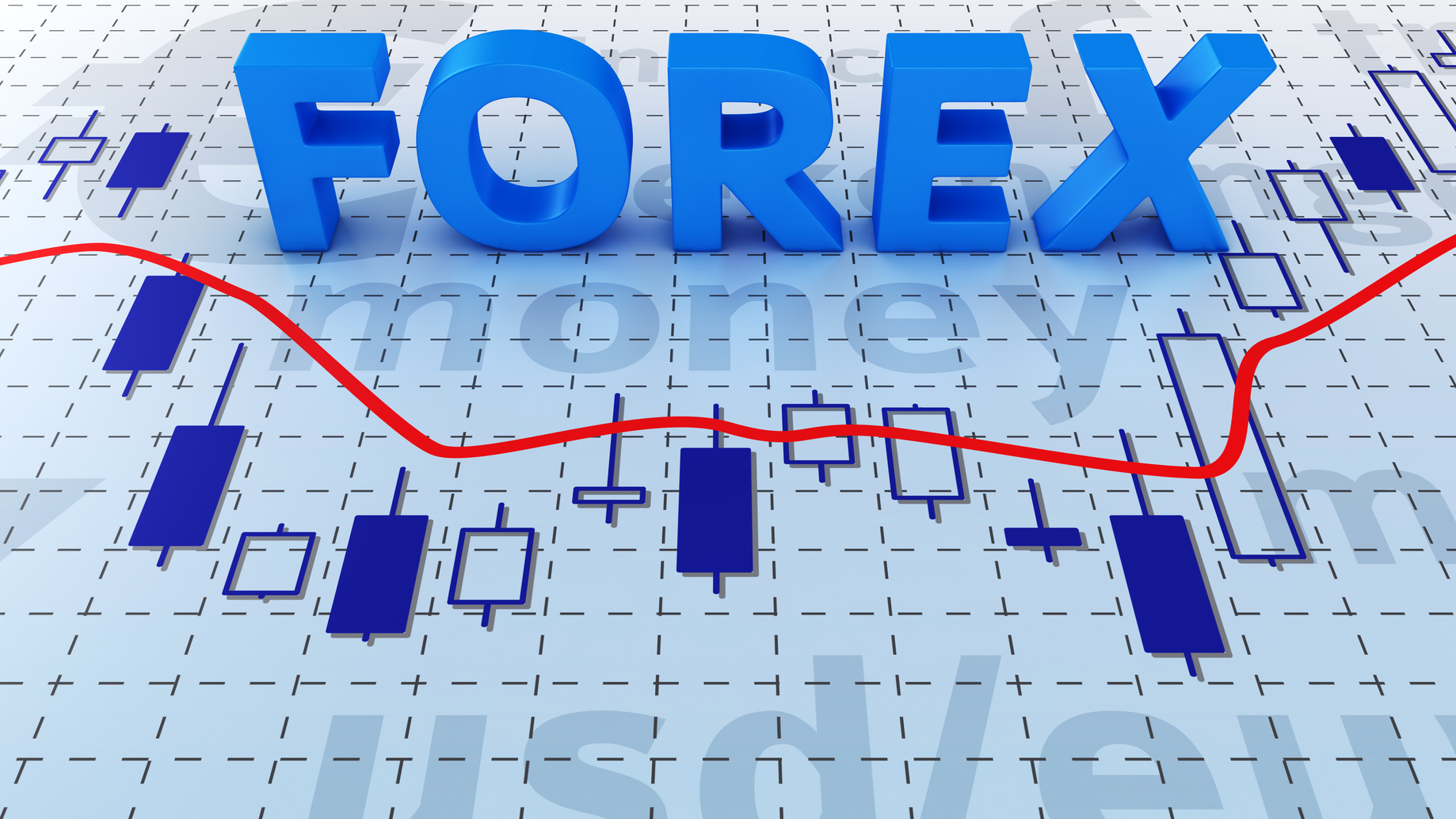 The logical trader forex wallpaper