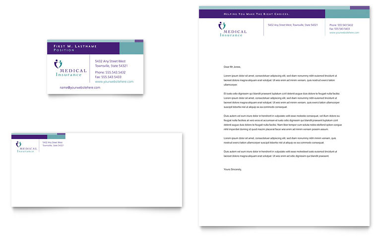 Guide to Make a Unique Company Letterhead Template – Sample Letterhead for Business