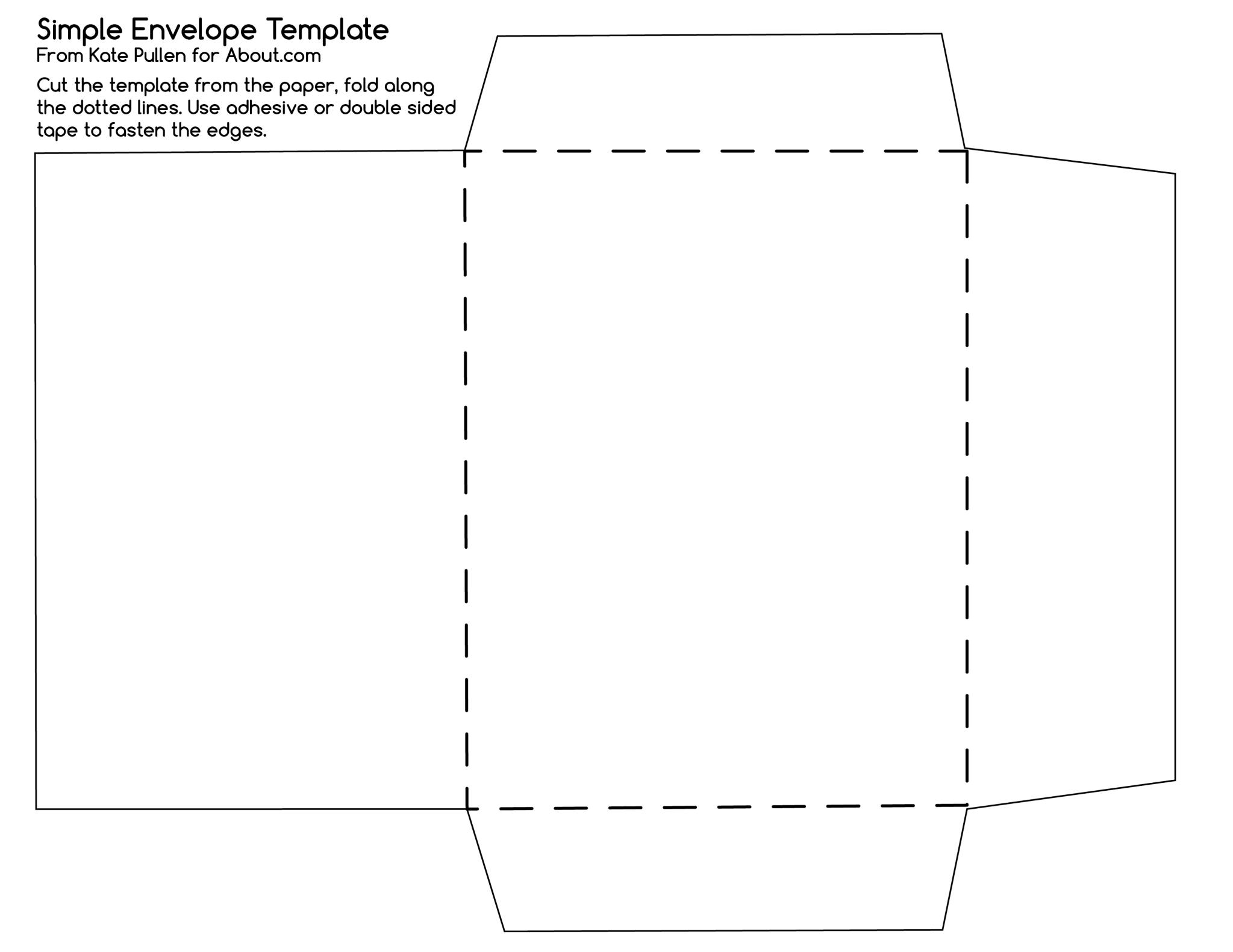 How to Create a Unique Envelop Template RoiInvestingcom n46Xg4cc