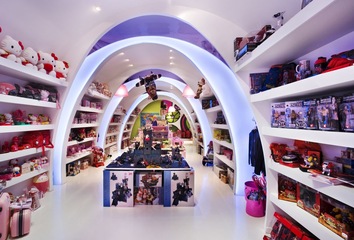 Toy Store Design