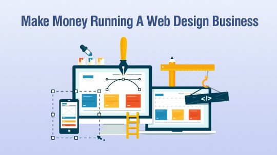 Design Websites & Make Money