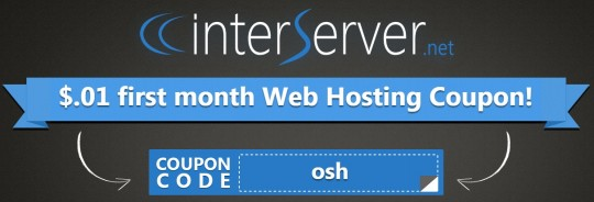 Cheap Hosting by InterServer