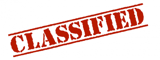 classified logo