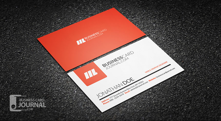 Simple Guide To Making A Business Card Template