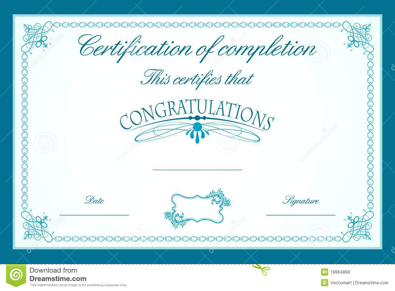 Template Of A Certificate Image Collections Templates Example Template Of A  Certificate Image Collections Templates Example  Blank Certificate Format