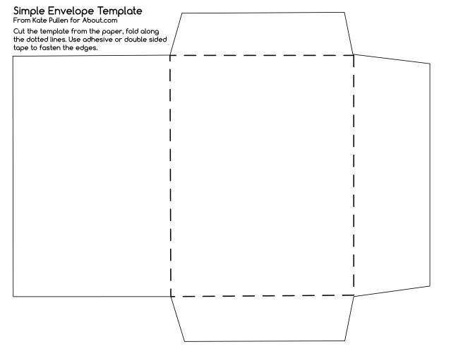 How To Create A Unique Envelop Template  RoiinvestingCom