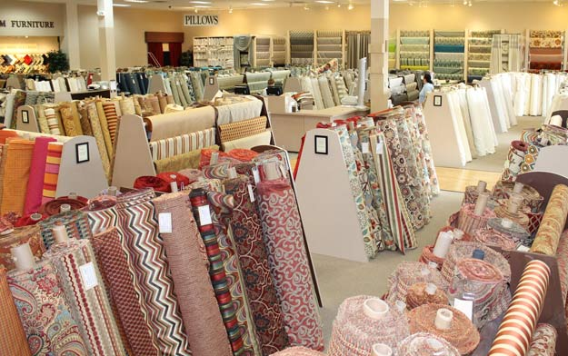 Retail Fabric Shop